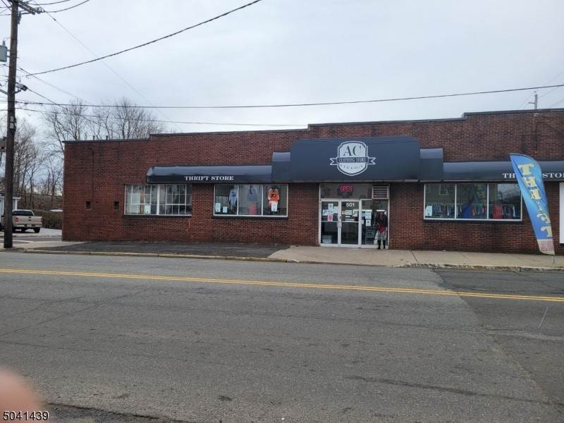 Commercial for Sale at Dunellen, New Jersey United States
