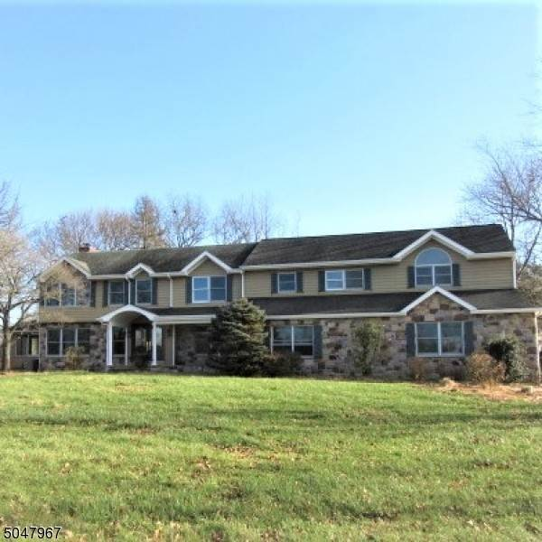 Single Family Homes for Sale at 208 Wertsville Road East Amwell Township, New Jersey 08551 United States