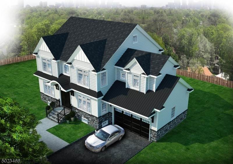 Single Family Homes pour l Vente à 41 MORTLOCK Place Glen Rock, New Jersey 07452 États-Unis