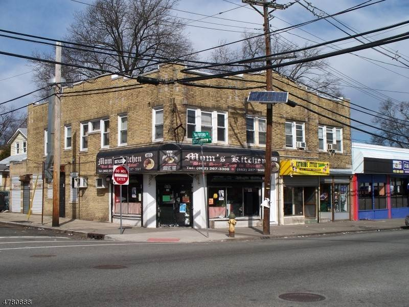 Commercial for Sale at Newark, New Jersey United States