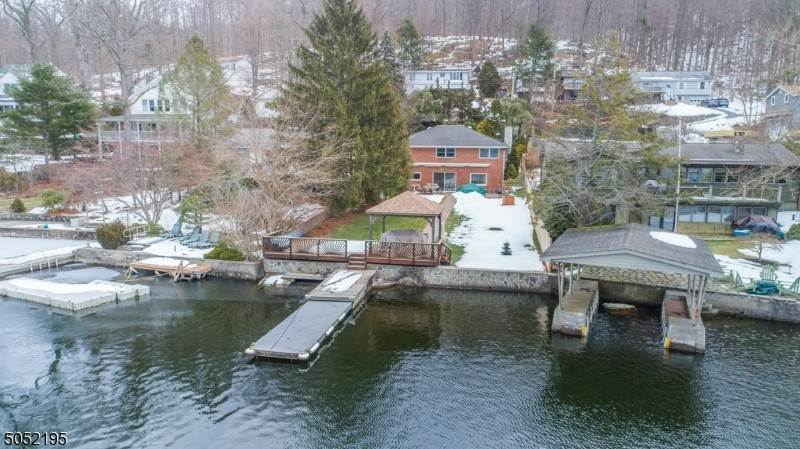 Single Family Homes for Sale at 65 Edgemere Avenue Greenwood Lake, New York 10925 United States