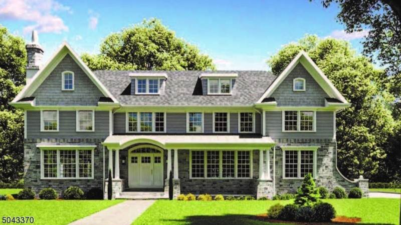 Single Family Homes pour l Vente à 1635 WOODLAND AVENUE Edison, New Jersey 08820 États-Unis