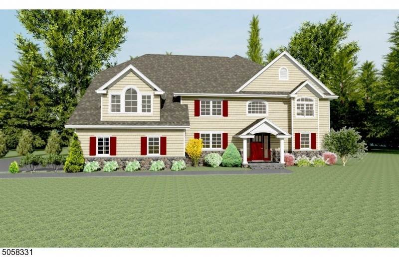 Single Family Homes para Venda às 7 Mary Farm Road Denville, Nova Jersey 07834 Estados Unidos