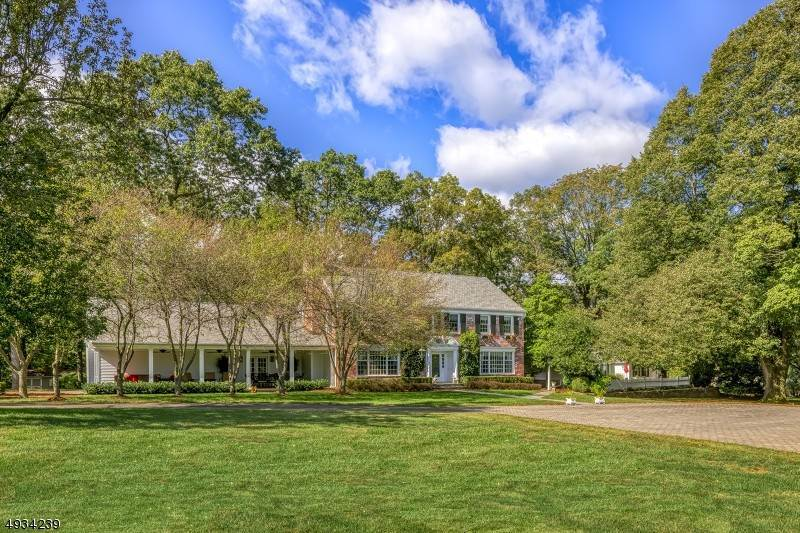 Single Family Homes for Sale at 1 CHAPIN Road Bernardsville, New Jersey 07924 United States