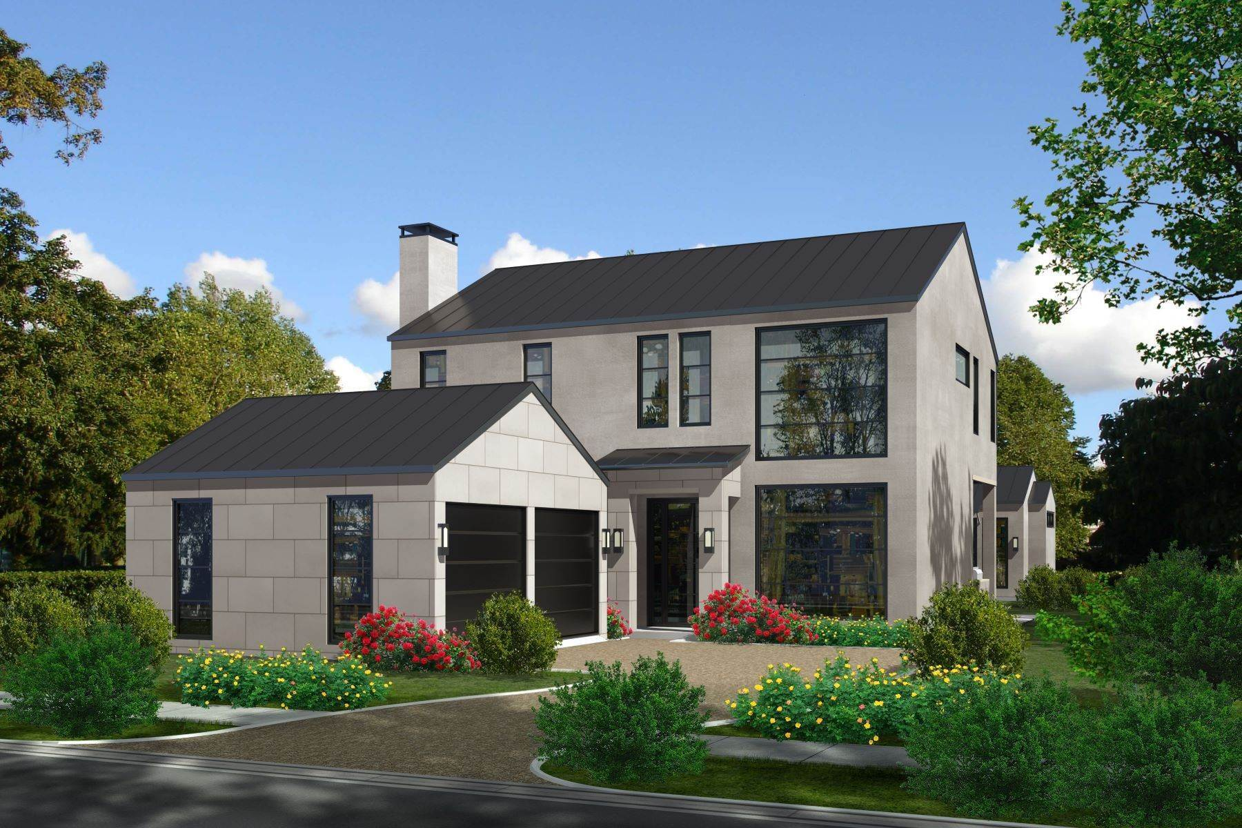 Terrain pour l Vente à New Construction in Briarwood 4520 W. Amherst Avenue Dallas, Texas 75209 États-Unis