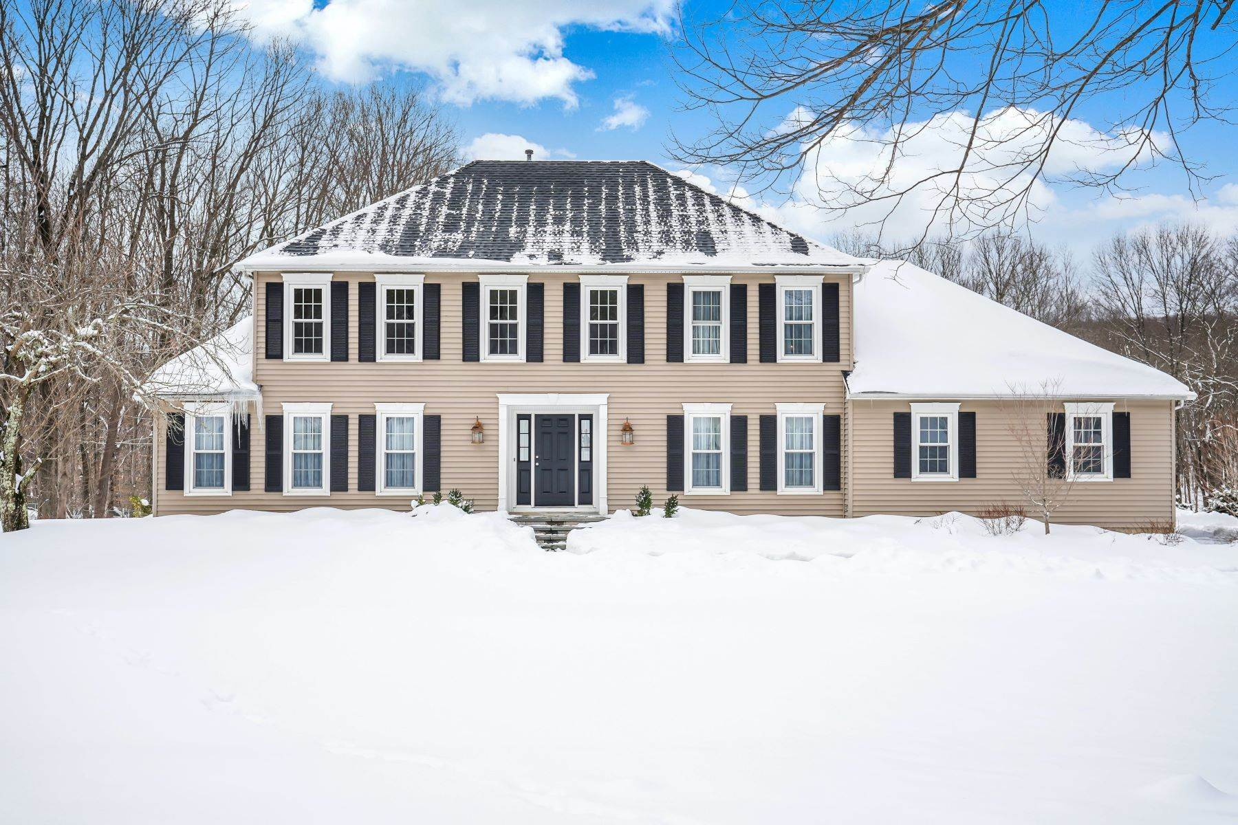 Single Family Homes for Sale at Exceptional Property 24 Cromwell Drive Randolph, New Jersey 07945 United States