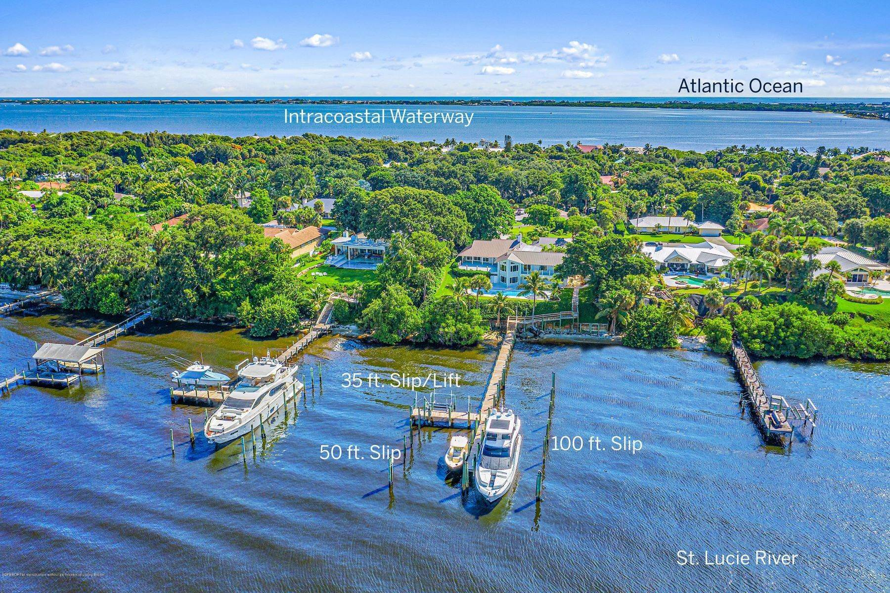 Property for Sale at 19 N River Road Sewalls Point, Florida 34996 United States